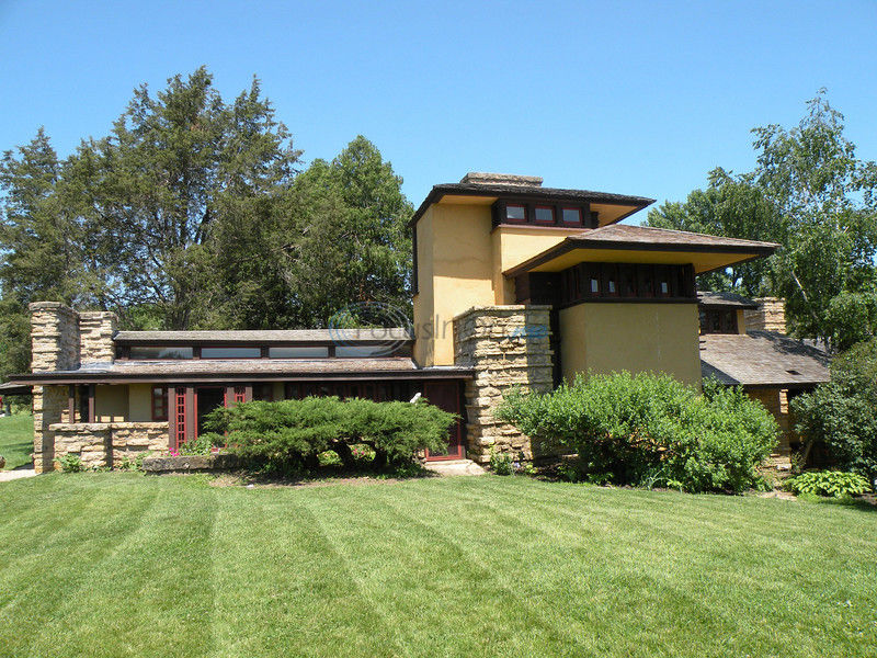 Architect's influence touches Midwestern city's landscape