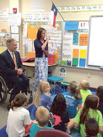 Greg Abbott unveils third phase of his education plan in Tyler