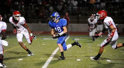 Lindale avenges 2010 loss to Carthage, 33-21