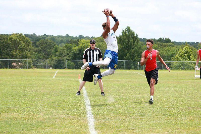 Jacksonville, Longview qualify for 7on7 state at the Tyler SQT