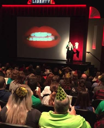 'The Rocky Horror Picture Show' coming to Liberty Hall for Halloween