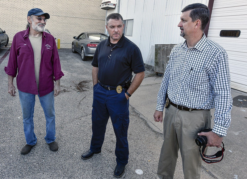 Gladewater police acquire classic car for new cruiser