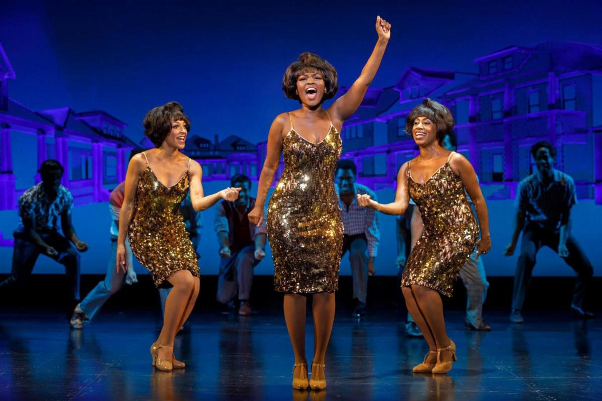 Musical features the upbeat hits of Motown's biggest stars