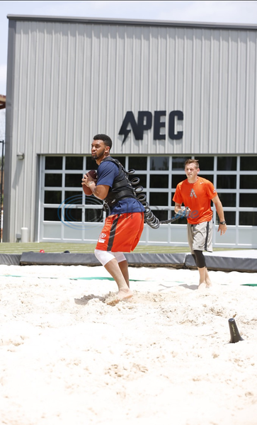 Thankful for APEC: Local performance enhancement center churning out success stories