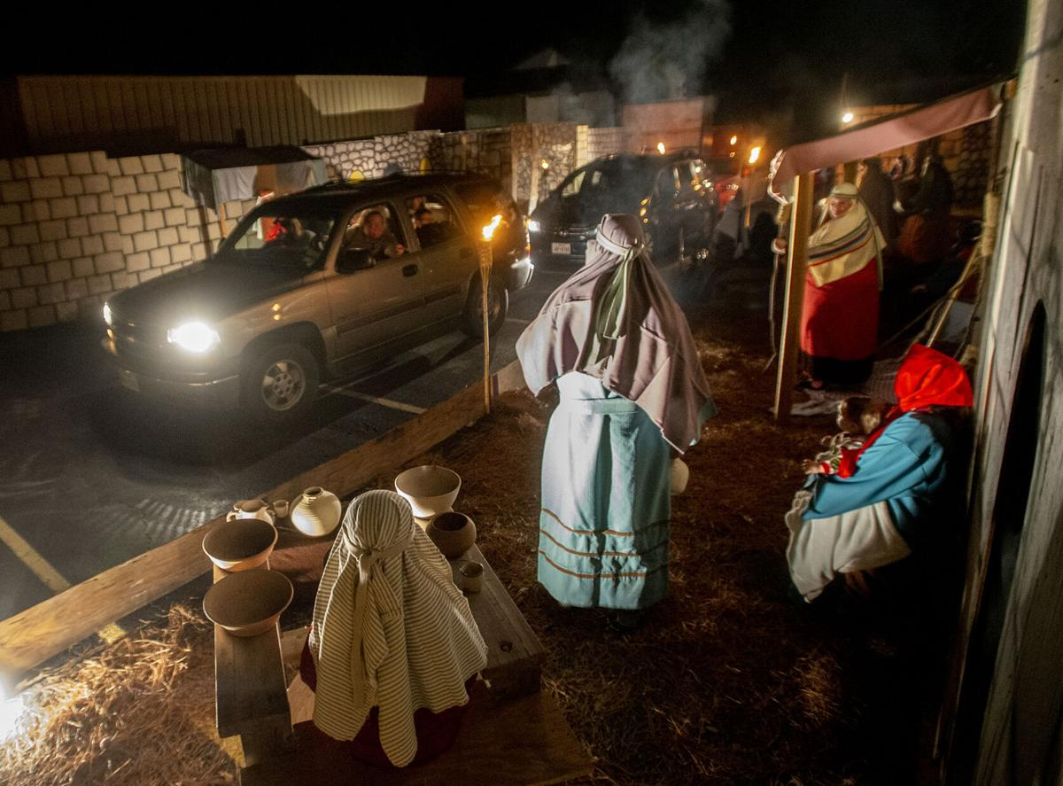 Forest Home Christmas Nativity