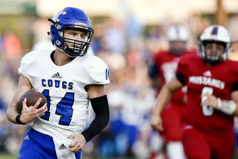 Grace quarterback Stone leads Cougars to season-opening win over Waxahachie Life