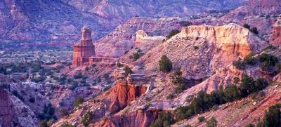 Palo Duro Canyon State Park/TDOT project completed