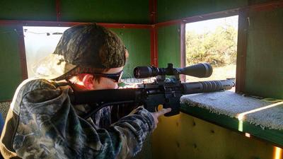 Modern sporting rifles slowing gaining ground with young hunters