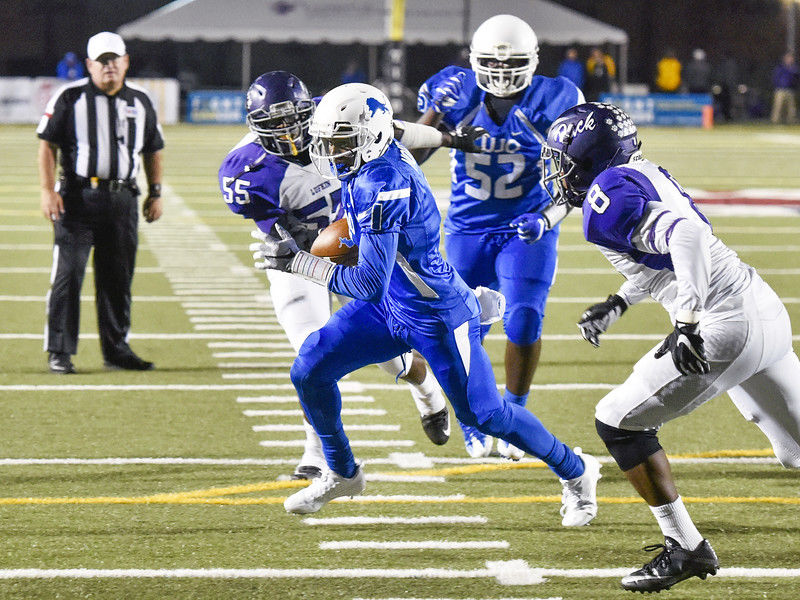 John Tyler Rewind: QB Smith sets school record in win over Lufkin