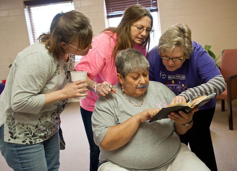 A Day At The Spa: Organization treats cancer survivors, caretakers