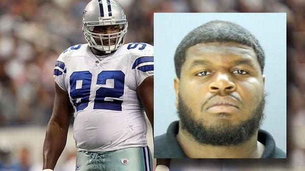 Ex-NFL DT Brent leaves jail for drunken crash