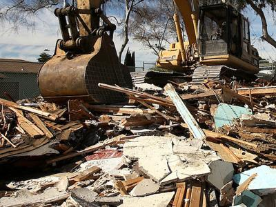 VIDEO: Wrong house demolished by mistake in Fort Worth
