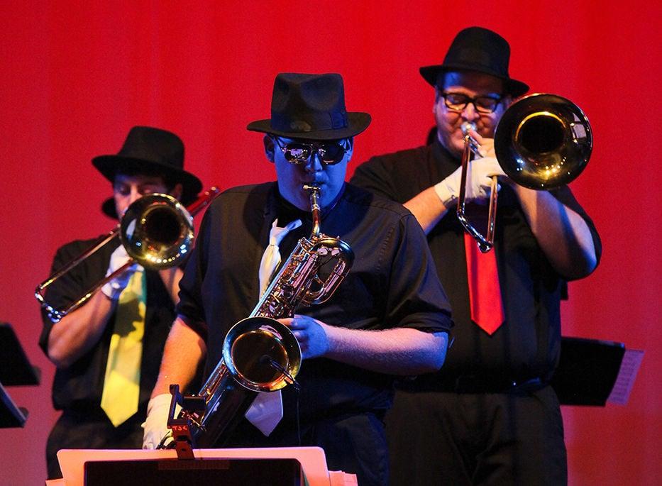 music blue lou marini joins tjc ensembles for jazz spectacular