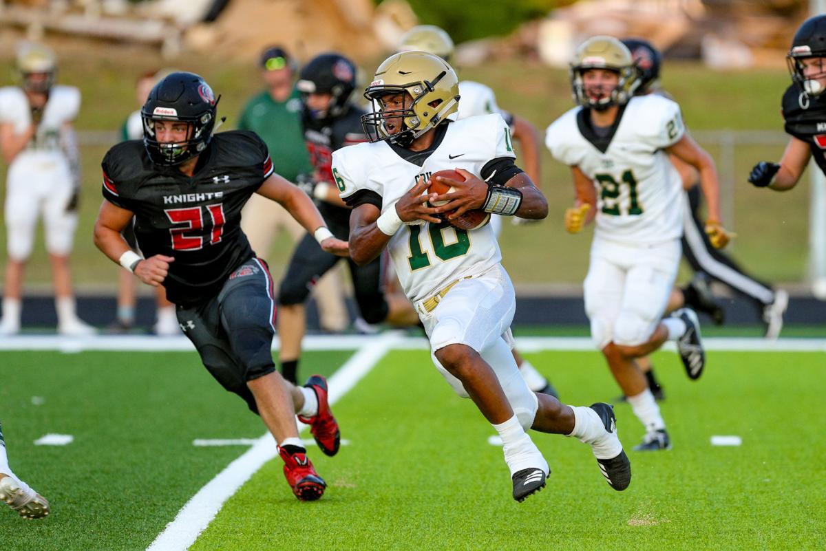 Football Preview Bishop Gorman 1 5 Vs All Saints 4 2 High School Tylerpaper Com