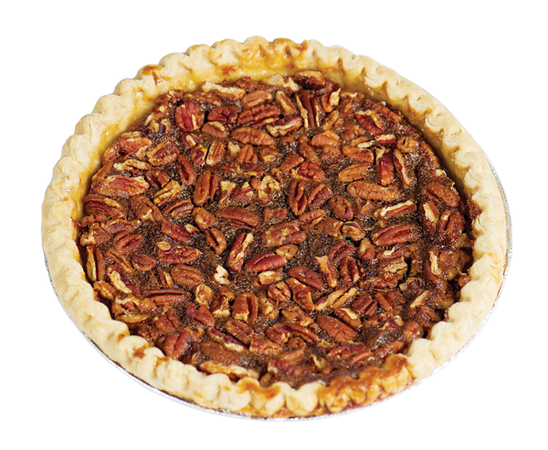 Which pie rules - pecan or pumpkin?