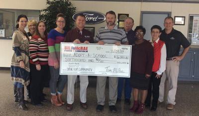 Bill McRae Ford, Jacksonville Chamber partner to raise funds for education