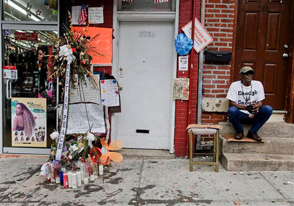NYC Autopsy: Police chokehold caused man's death