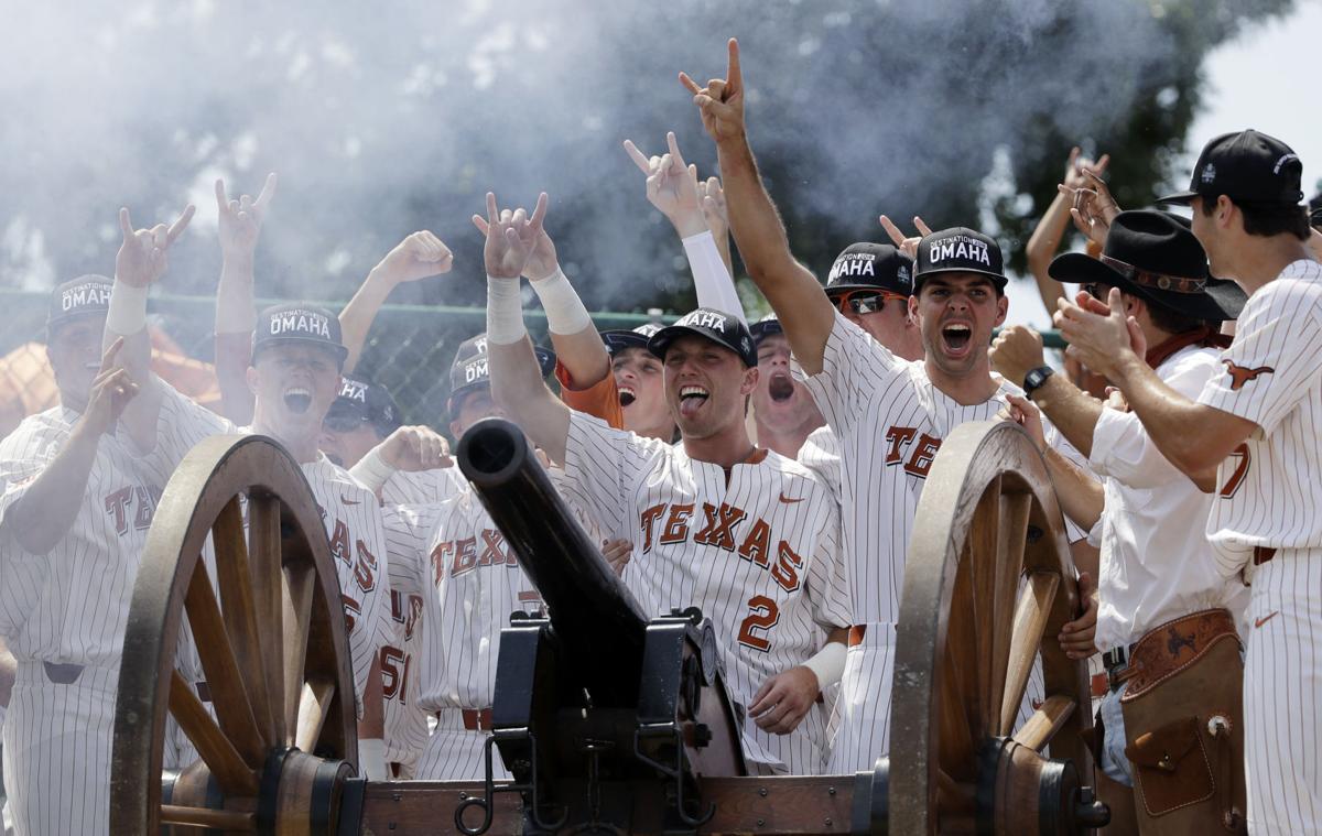 NCAA Tennessee Tech Texas Baseball