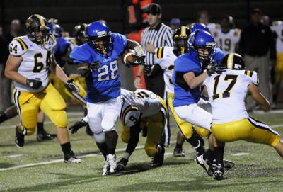Eagle Swoop: Late flurry lifts Lindale