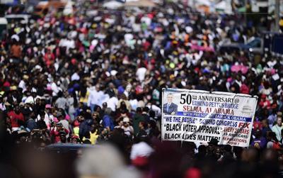 Weeklong Selma march begins Monday afternoon