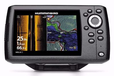 Humminbird Launches HELIX 5 G2 with CHIRP and AutoChart Live