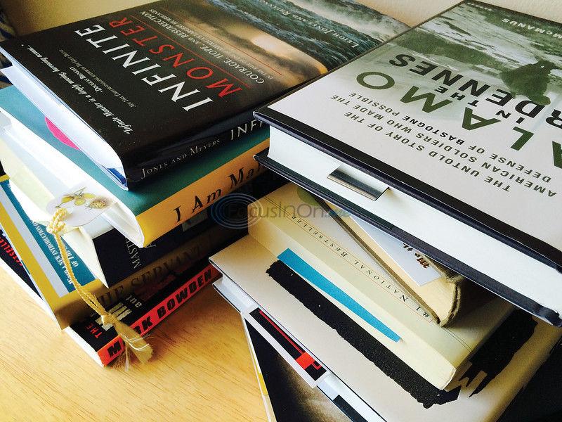 Fewer Half Read Books Family Tylerpaper