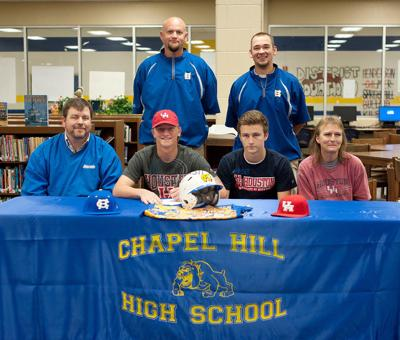Chapel Hill's Day selects Houston