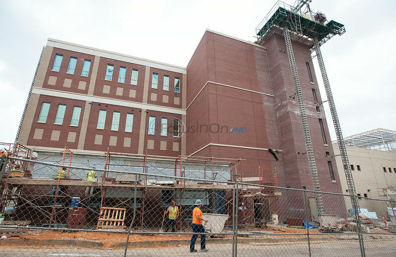 Newly improved: $35M jail expansion nears end