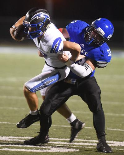 TAPPS Notebook: Grace moves up 1 spot despite loss to Dallas Christian