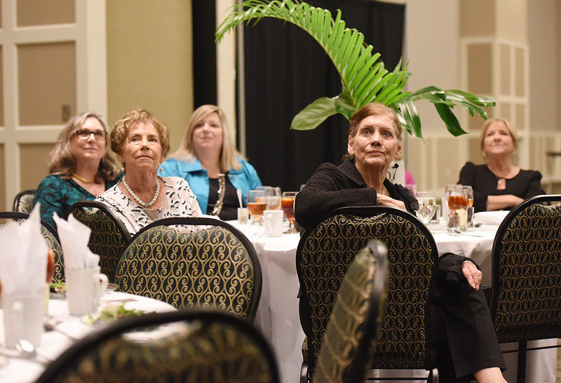 Designer, entrepreneur India Hicks shares story at Texas Rose Festival Ladies' Luncheon