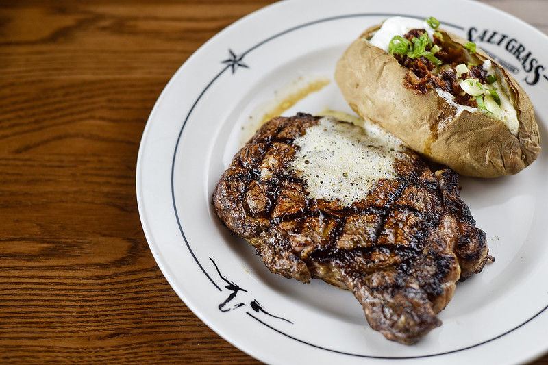 Saltgrass Steak House opens Tyler location