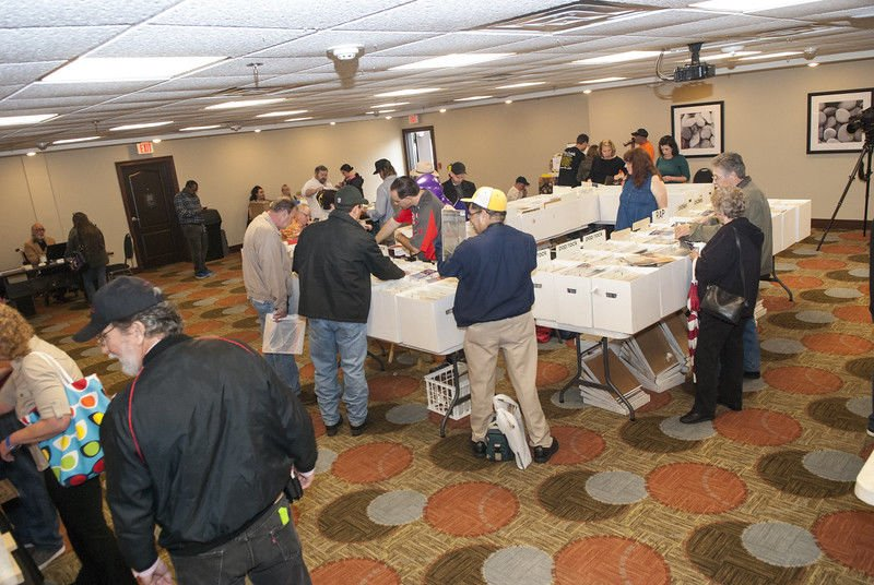 Record Expo offers massive selection for East Texas vinyl enthusiasts