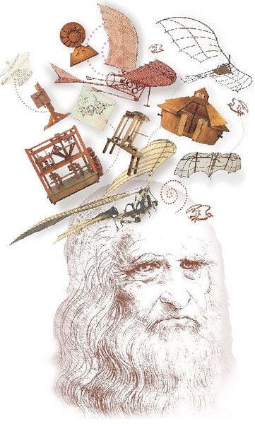 Leonardo Da Vinci: Machines In Motion