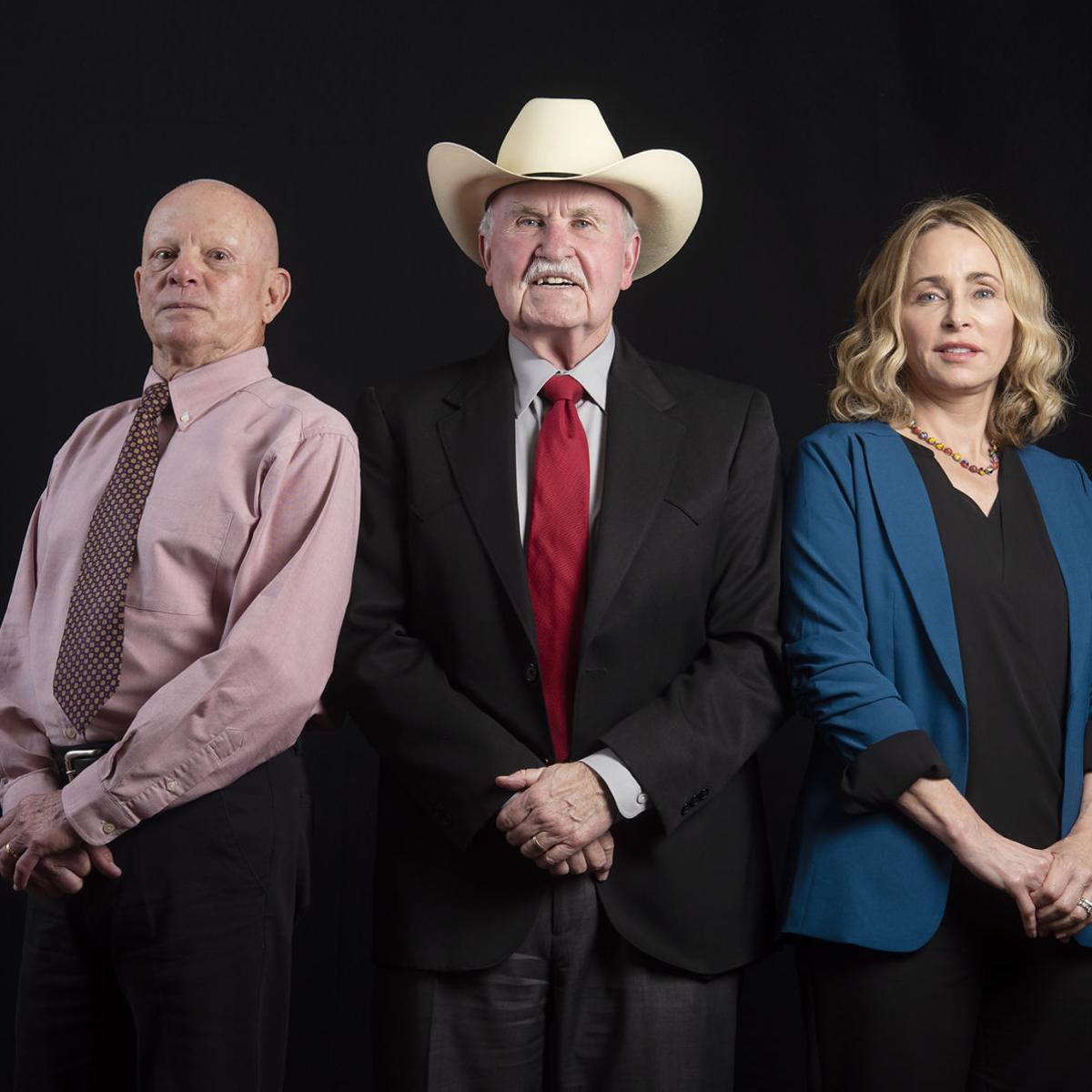 Lone Star Justice' true crime drama featuring former Smith