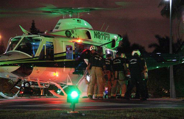 4 confirmed dead in Florida boat collision
