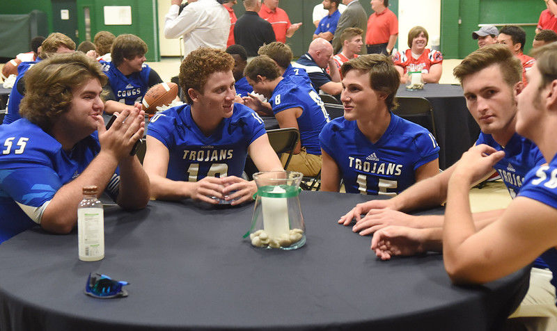 Bishop Gorman excited to host Tyler Football Classic