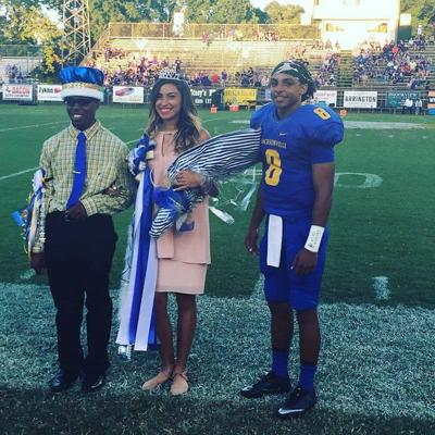 Jacksonville High School Homecoming King gives away his crown to autistic classmate