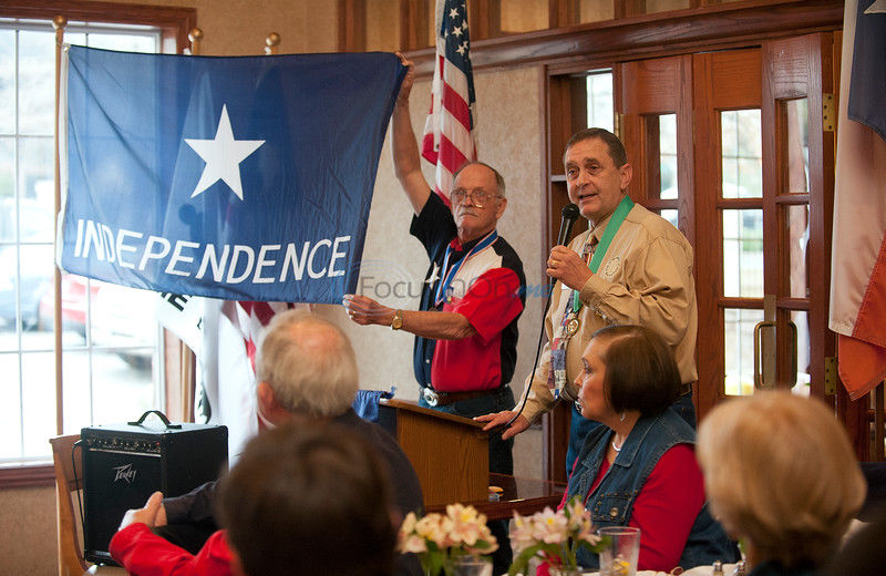 Tylerites gather to celebrate Texas Independence Day
