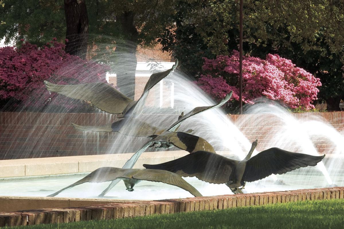 TJC Fountain