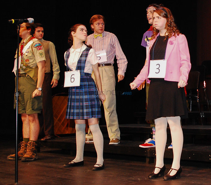 TJC's newest musical a riff on spelling bees with improv comedy