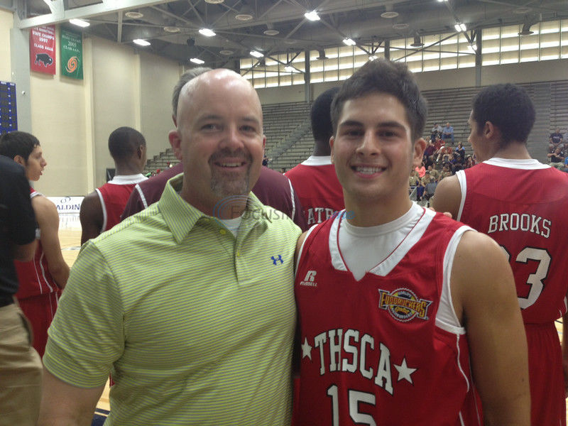 Athens' Sanders helps North to all-star hoops win