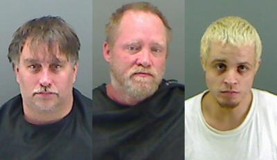 3 Longview Aryan Brotherhood members sentenced in 2011 Oklahoma slaying