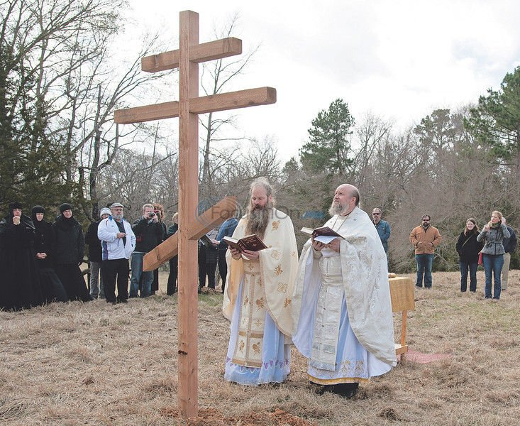 Orthodox church breaks ground on new space