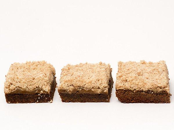 Recipes from Vegan Treats Bakery: Chocolate Peppermint Dreams and Molasses Pumpkin Streusel Bars