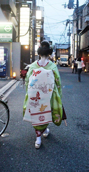 Geisha: As numbers dwindle, enchanting companions remain important symbols