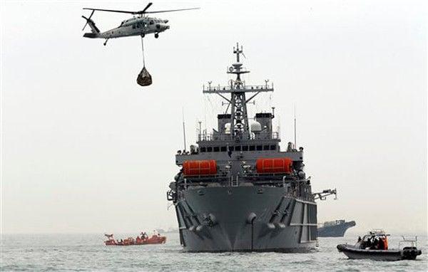 Captain of sunken South Korean ferry arrested