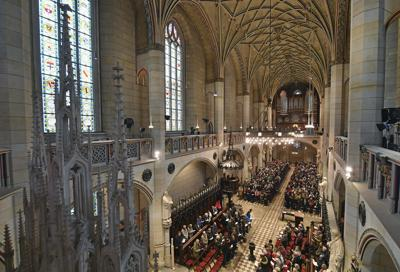 Germany marks 500th anniversary of church's Reformation