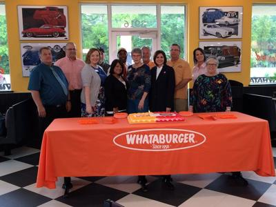 Whataburger donates $55K to The Salvation Army