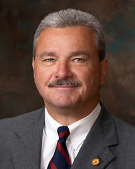Gregg County Judge Bill Stoudt