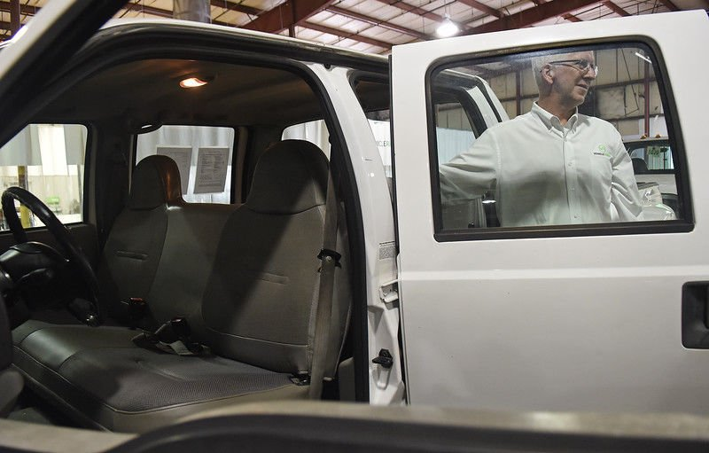 Vehicle Reman rebuilds, refurbishes fleet vehicles and makes them new again